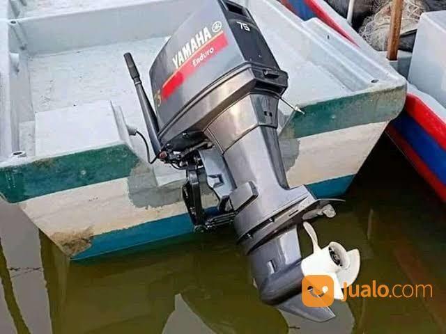 Mesin tempel yamaha 7 perlengkapan perahu 22470999