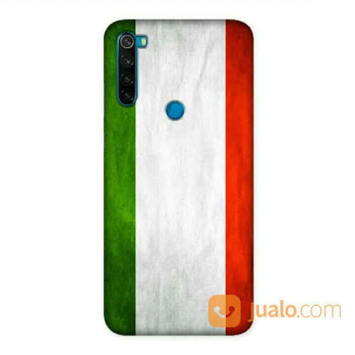 The Italian Xiaomi Redmi Note 8 Custom Hard Case (22475003) di Kota Bekasi