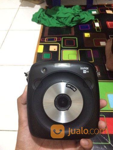 Fujifilm Instax Square SQ10 Black (22492643) di Kota Jakarta Pusat