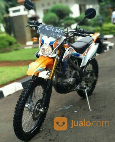 Kawasaki klx 150 bf s motor kawasaki 22492851