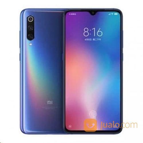 Xiaomi Mi 9 Ram 8 GB Memory 128 GB Ocean Blue Garansi 1 Thn (22499911) di Kota Medan