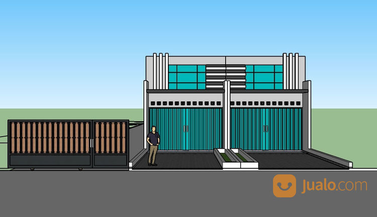 Promo Awal Tahun Kios Jalan Watukaji Gedawang Banyumanik (22511783) di Kota Semarang