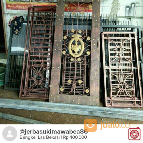 Bengkel Las Multi Teknik (22543947) di Kota Bekasi