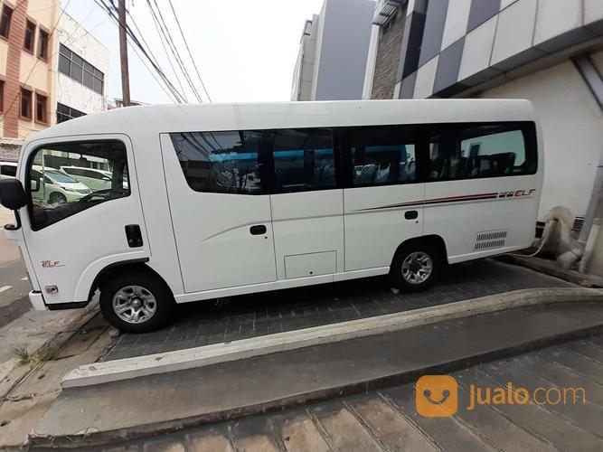 Isuzu Elf Microbus Long Paramitra Tahun 2019 ( Mobil Baru ) (22548127) di Kota Jakarta Pusat