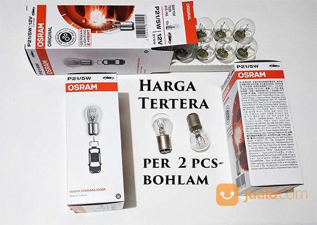 Osram Bohlam Lampu Belakan / to / em Original Motor - Mobil Per 2 Pcs Bohlam