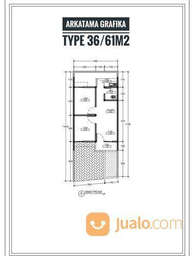 Mau dpt bonus 1 unit rumah dijual 22567963