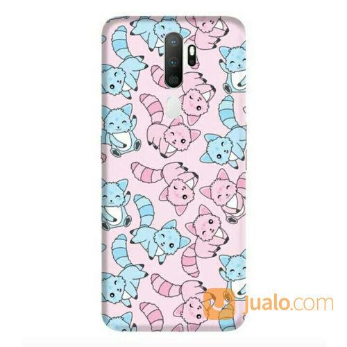 Pinky Catty Trandy Oppo A5 2020 Custom Hard Case (22576403) di Kota Bekasi