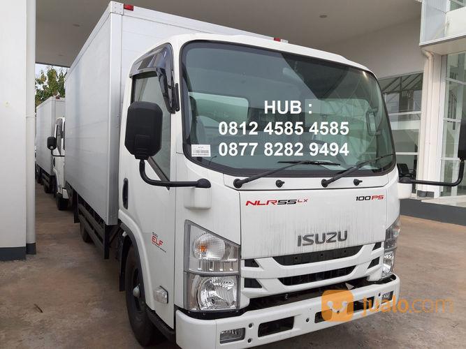 Promo Harga Truk Isuzu Box (22581155) di Kab. Bekasi