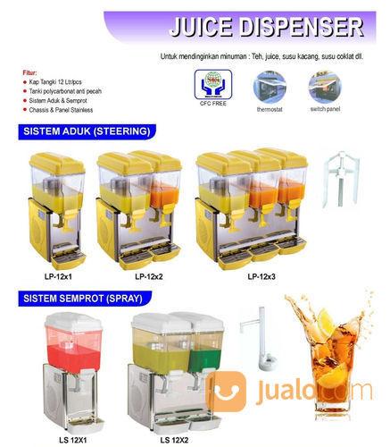 Juice dispenser siste minuman 22589899