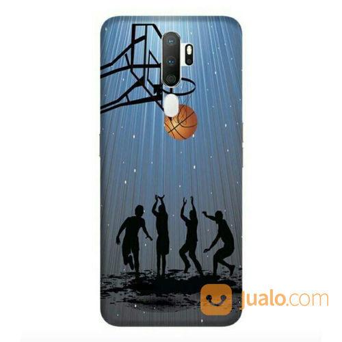 Play Basketball Oppo A5 2020 Custom Hard Case (22597267) di Kota Bekasi