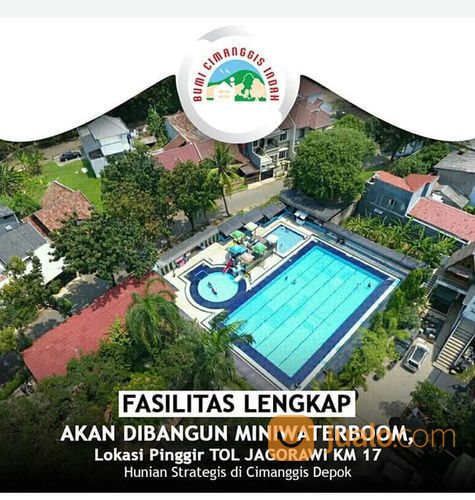 Permhn Eksklusif Di Cimanggis, Berskala Kota Mandiri Di Lingk.Nyaman Dan Asri (22607655) di Kota Depok