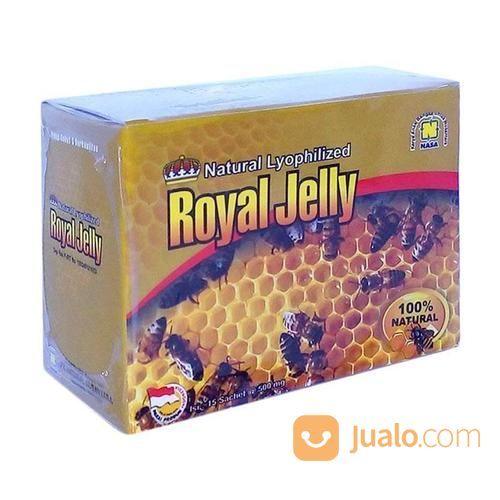 Natural Royal Jelly Nasa - Untuk Program Hamil - Agen Nasa Bekasi (22609639) di Kab. Bekasi