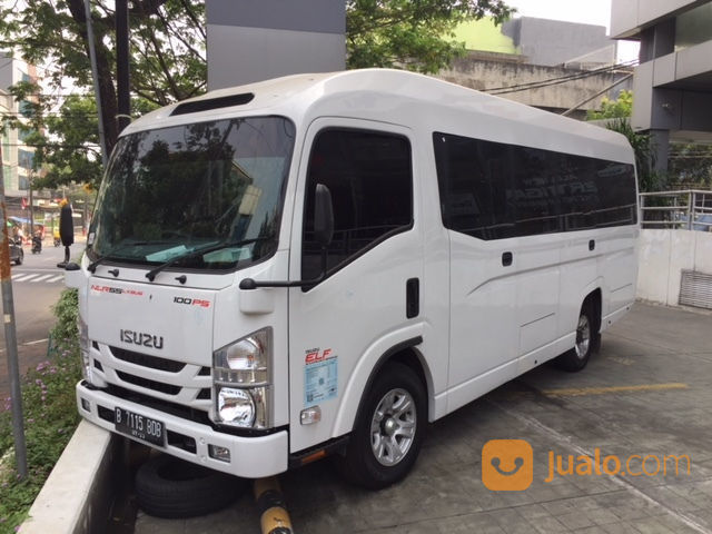 Isuzu Elf Microbus Long 20 Seat ( NLR 55 BLX ) Tahun 2019 (22614551) di Kota Jakarta Pusat