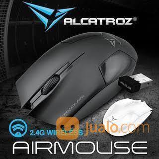 Mouse wireless alcatr perlengkapan industri 22620467