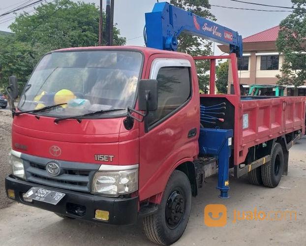 Truck Crane Toyota Dyna Model 115ET Kapasitas 3 Ton (22620759) di Kota Jakarta Timur
