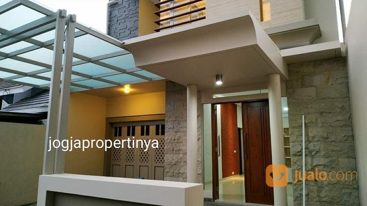 Rumah Baru Dalam Perumahan Utara Hotel Hyat Jl Palagan Km 9,5 (22628619) di Kab. Sleman