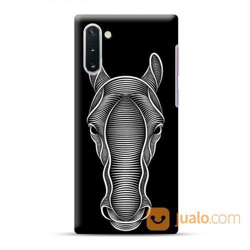 Horse Head Samsung Galaxy Note 10 Custom Hard Case (22661983) di Kota Bekasi