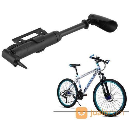 Pompa Sepeda Portable Free Adaptor Pentil Sepeda