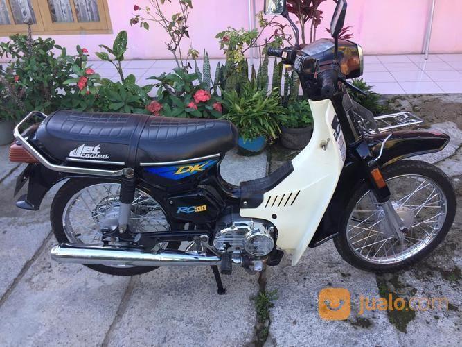 Motor Suzuki RC100. Full Paper, Pajak Off 1 Tahun, Plat Sampe 2023. Surat Menyurat Lengkap (22671179) di Kota Bandung