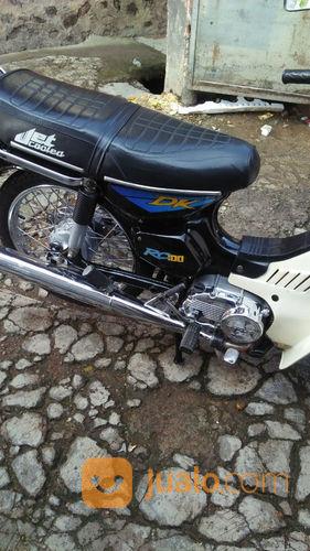 Motor Suzuki RC100. Full Paper, Pajak Off 1 Tahun, Plat Sampe 2023. Surat Menyurat Lengkap (22671187) di Kota Bandung