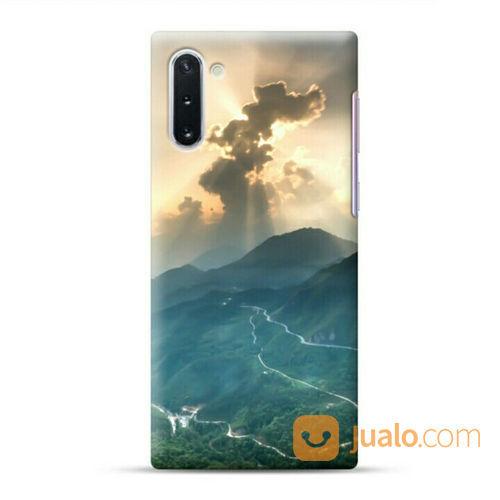 Arial Backlit Samsung Galaxy Note 10 Custom Hard Case (22692051) di Kota Bekasi