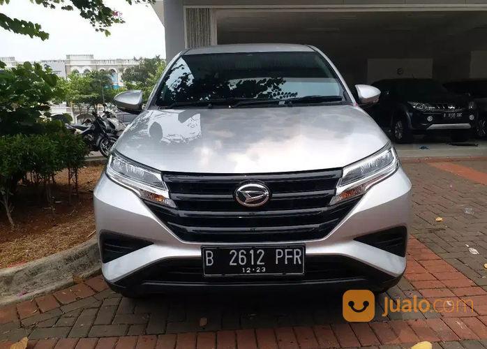 Daihatsu Terios Tipe X 2018 Manual Bandung Jualo