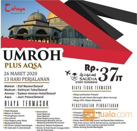 Promo Paket Umroh Bulan Maret 2020 (22731571) di Kota Surabaya