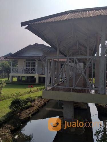Villa Lokasi Strategis Kondisi Bagus Puncak Bogor Cisarua Bogor