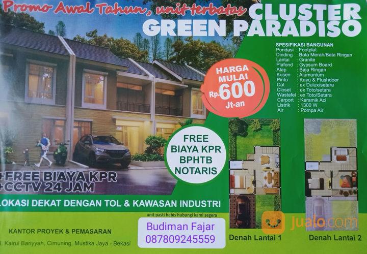 Rumah Murah Siap Huni Di Tambun Bekasi (22751627) di Kota Jakarta Timur
