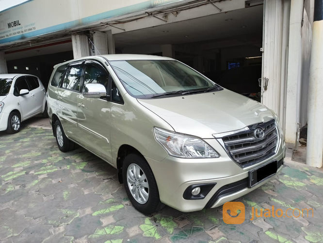 Toyota Kijang Innova G Bensin Manual 2014 (22764063) di Kab. Sidoarjo