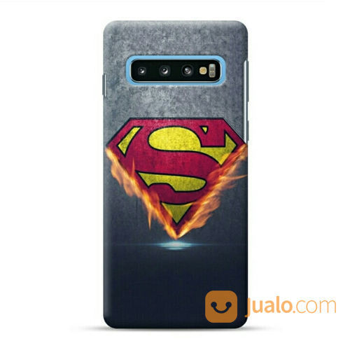Superman Samsung Galaxy S10 Custom Hard Case (22765299) di Kota Bekasi