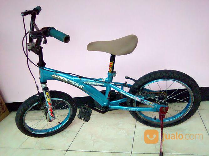 Sepeda Bmx Wim Cycle 16 Inch Pondok Aren Jualo