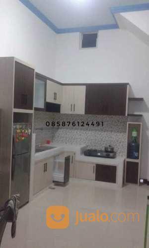 Lemari Dapur Kitchen Set Minimalis Hpl Kab Demak Jualo
