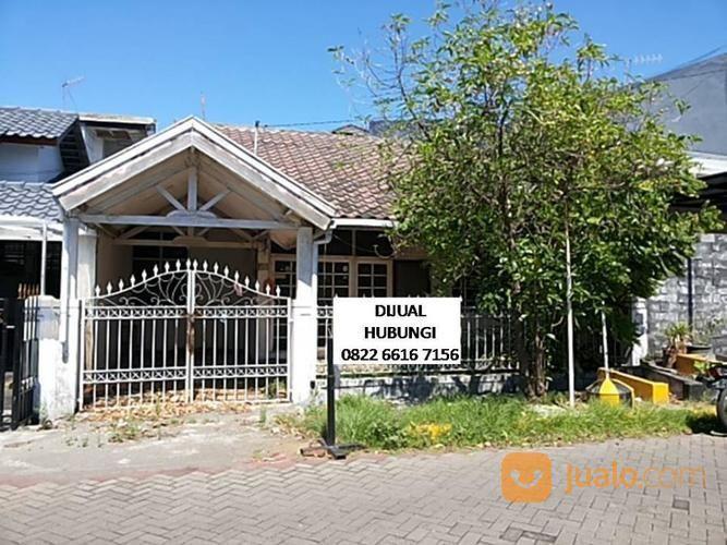 Rumah Rungkut Mapan Barat Lokasi Strategis Jalan Utama Perumahan (22797479) di Kota Surabaya