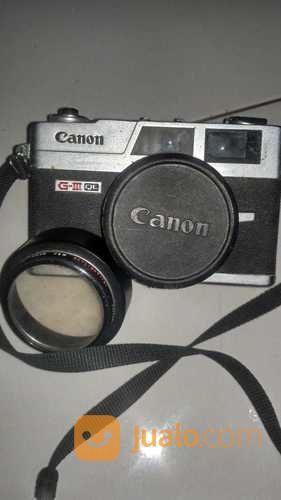 Camera Vintage Manual Canonet QL19 Original Limited Edition (22804655) di Kota Bogor