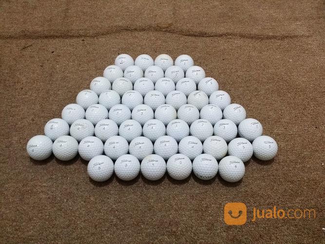 Bola golf titleist hobi dan aktivitas outdoor lainnya 22806631