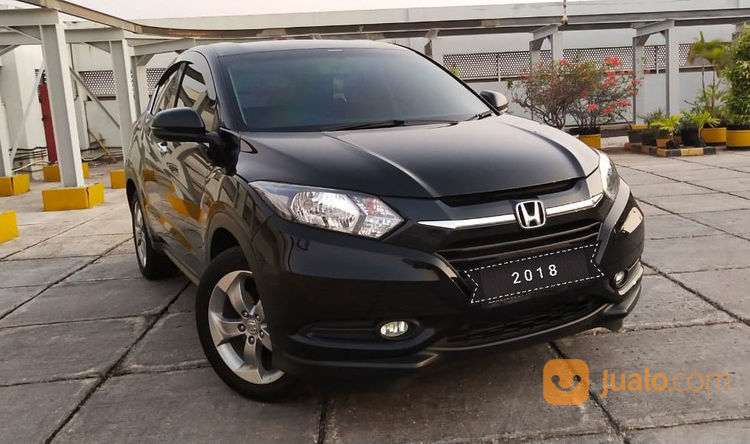 Honda HRV E 1.5 CVT 2018 Angs 1.9 Jt