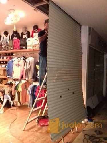 Harga Rolling door besi, galfalum & aluminium buat warung, toko, garasi & gudang (2281854) di Kota Jakarta Selatan
