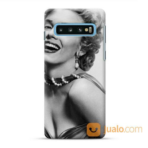 Marilyn Monroe Samsung Galaxy S10 Custom Hard Case (22819943) di Kota Bekasi