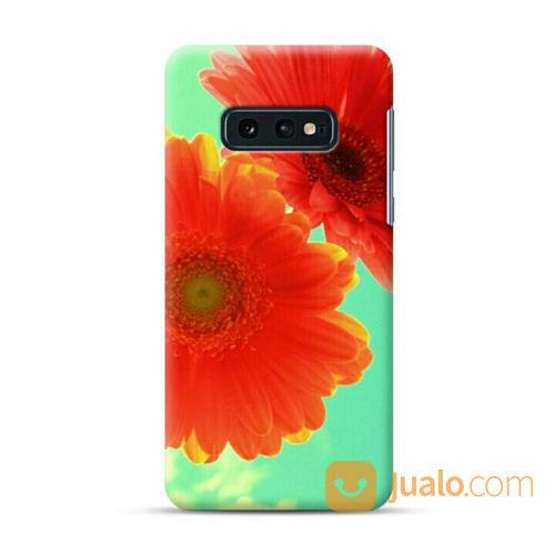 Red Gerbera Samsung Galaxy S10 E / Lite Custom Hard Case (22832163) di Kota Bekasi