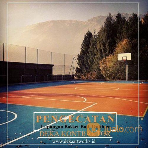 Olahraga Makin Seru Dari Jasa Branding Lapangan Basket Termurah (22832199) di Kota Bogor