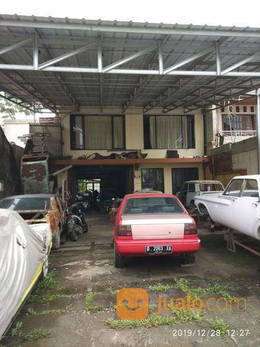 HARGA TANAH BONUS BANGUNAN EX BENGKEL SEMPLAK RAYA BOGOR (22839183) di Kota Bogor