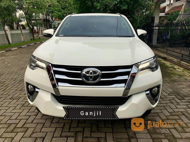 Toyota Fortuner VRZ 2.4 AT 2016 Diesel Angs 3.5 Jt (22862583) di Kota Jakarta Timur