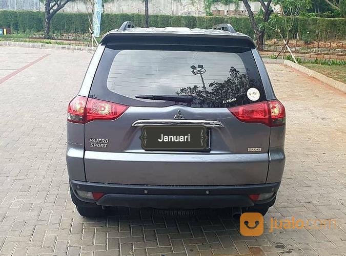 Mitsubishi Pajero Sport Dakar 4x2 AT Diesel 2014 Angs 2.5 Jt (22862643) di Kota Jakarta Timur