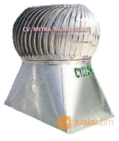 Turbin ventilator cyc perlengkapan industri 22865659