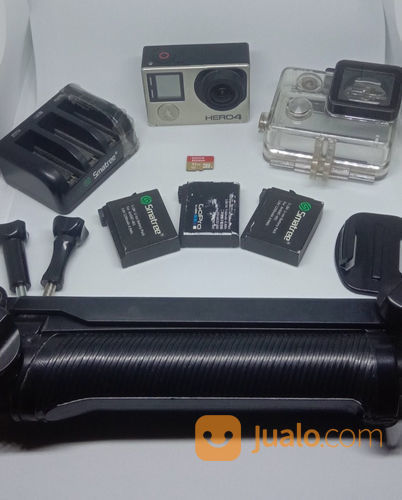 Gopro hero4 murah bu kamera action 22870243