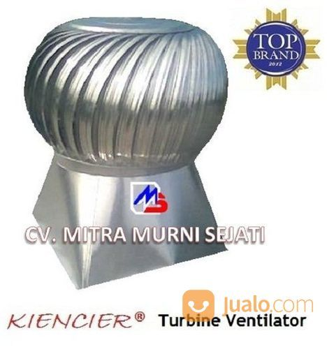 Turbin ventilator kie perlengkapan industri 22874435