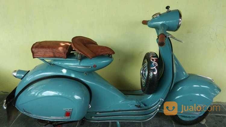 Piaggio Vespa Custom Di Batok Lampu,Jog Dikulit (22941211) di Kota Surakarta