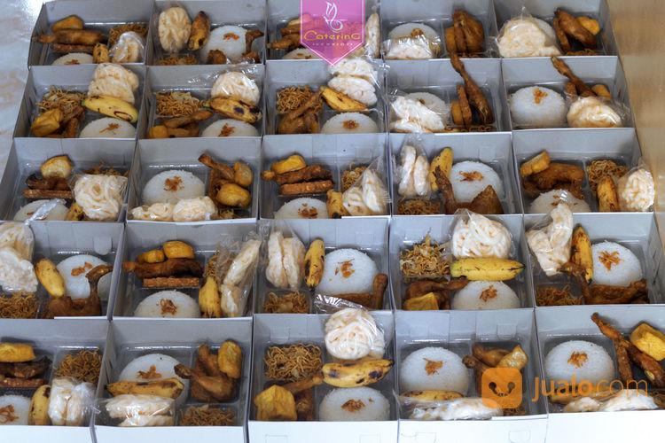 Nasi Box Rice Box Nasi Bungkus Nasi Kotak