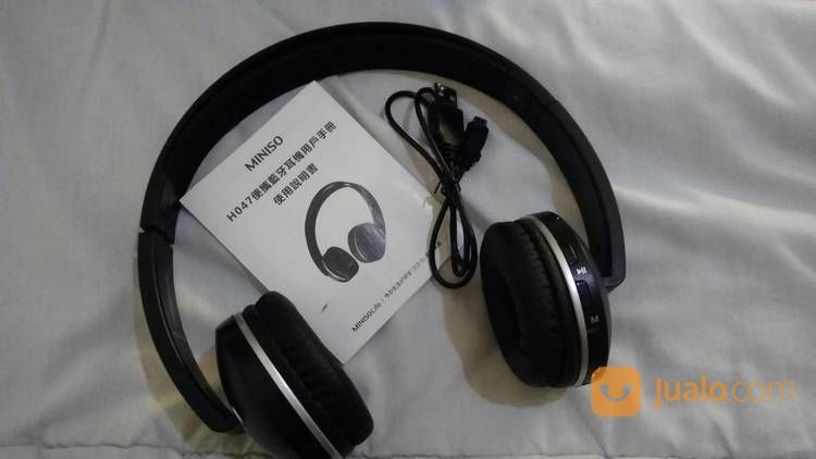 [MINISO] Wireless Portable Headphones H047 (22949247) di Kota Malang